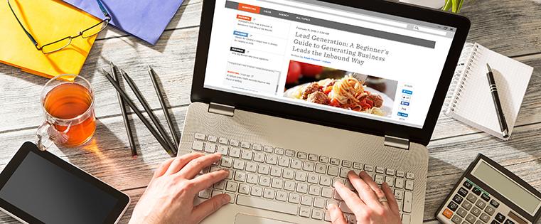 Jak pozyskiwać leady przez bloga?