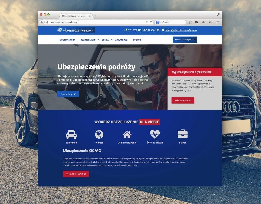 reklama strony w internecie