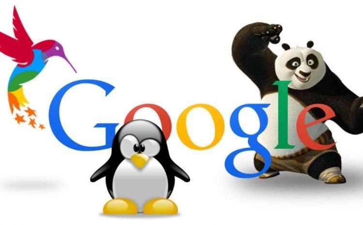 Najważniejsze zmiany w algorytmie Google [Infografika] 2