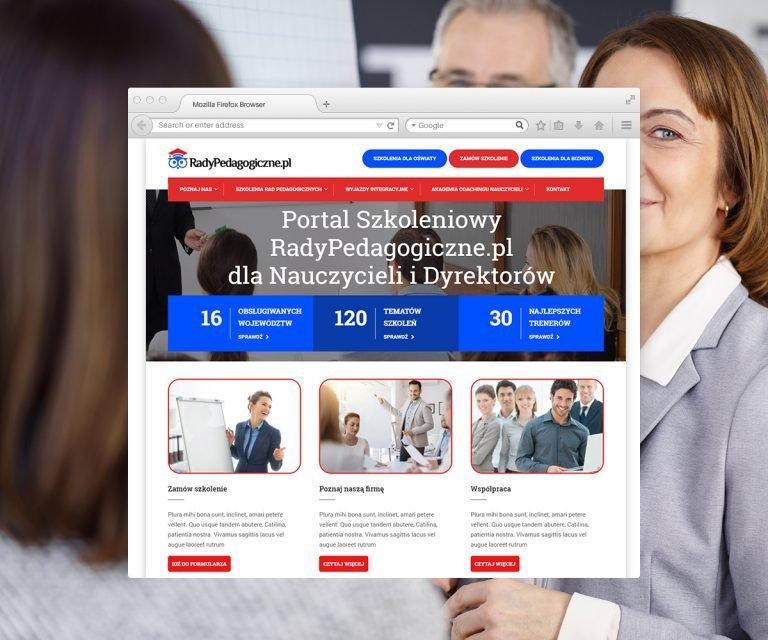 Strony internetowe Wrocław 2
