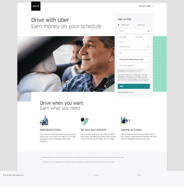 dobrze zaprojektowany landing page obrazek 4