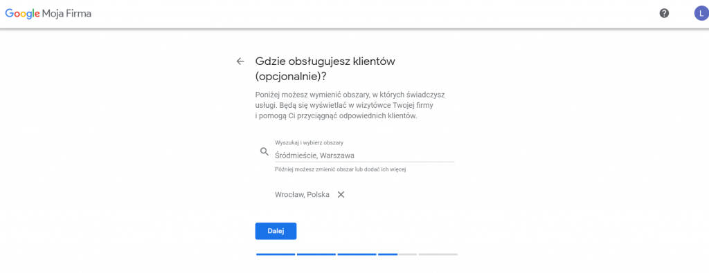Jak dodać firmę do Google Maps? Krok po kroku 3